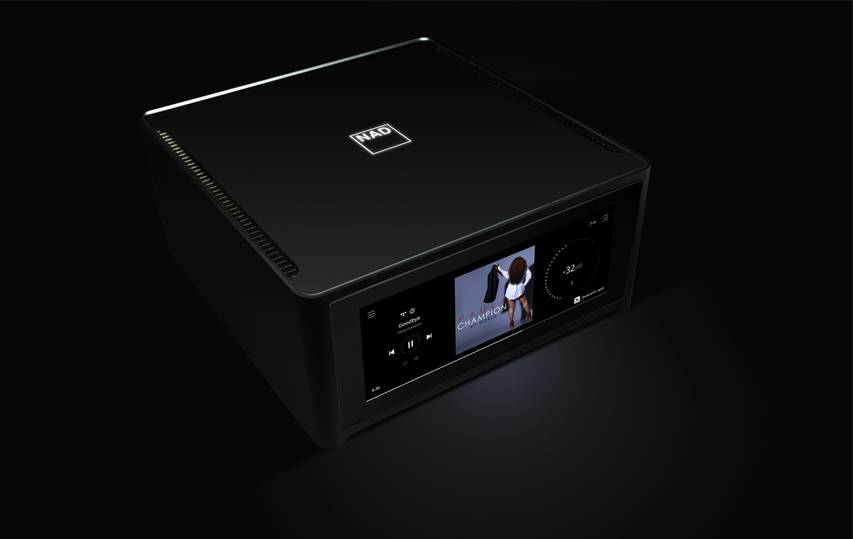 The all-new NAD M10 streaming amplifier – The game changer.