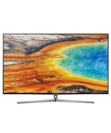 65″4K Tizen Grey Smart TV