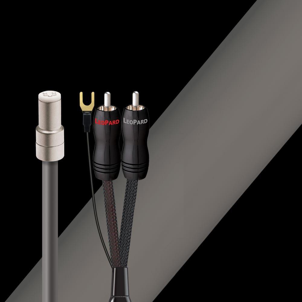 LeoPard Tonearm Cables